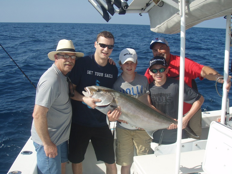 March april 2015 ft myers offshore charter fishing report for Ft myers fishing report